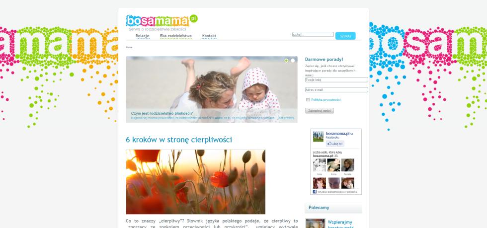 www.bosamama.pl